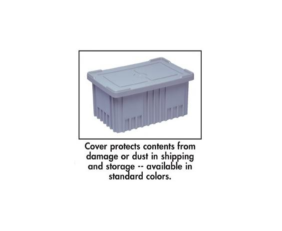 COVER FOR DIVIDABLE GRID CONTAINER